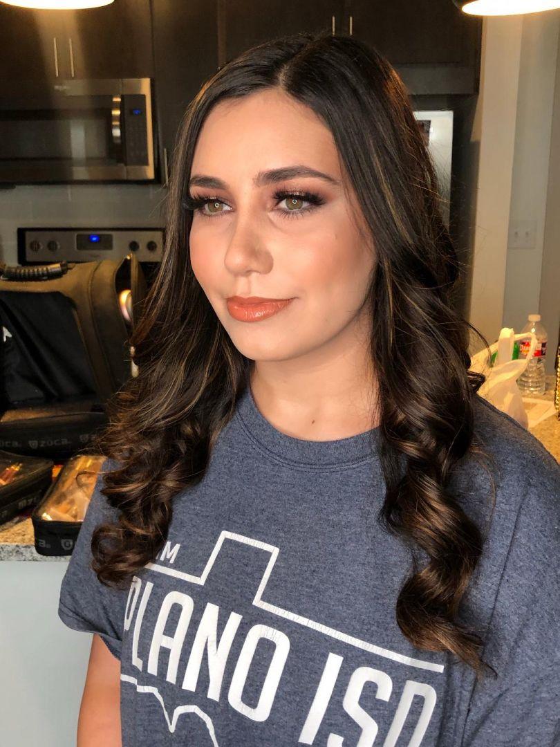 Meet Maybel Beltran: Freelance Makeup Artist - SHOUTOUT DFW